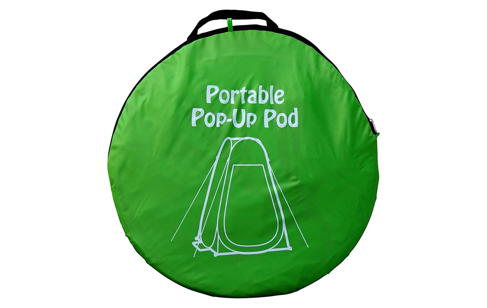 Gigatent Portable Pop Up Changing Room Green Gigatent
