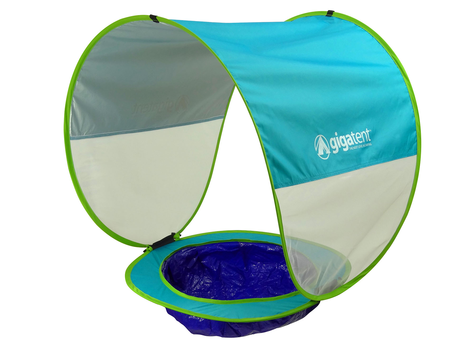 Gigatent Baby Beach Tent For Toddlers And Tots Pop Up