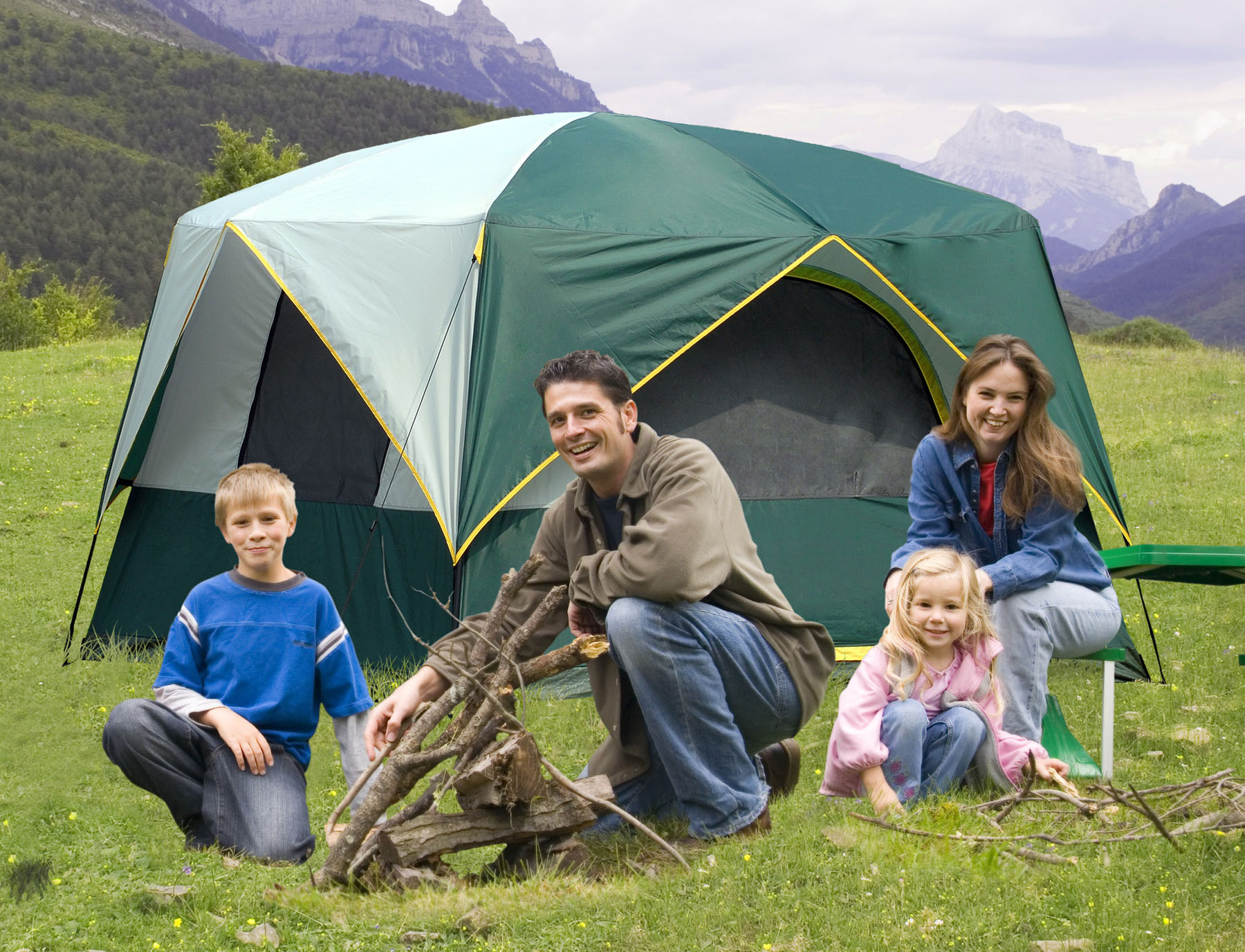 Giga Tent The Next Level In Camping Family Tents Dome Tent