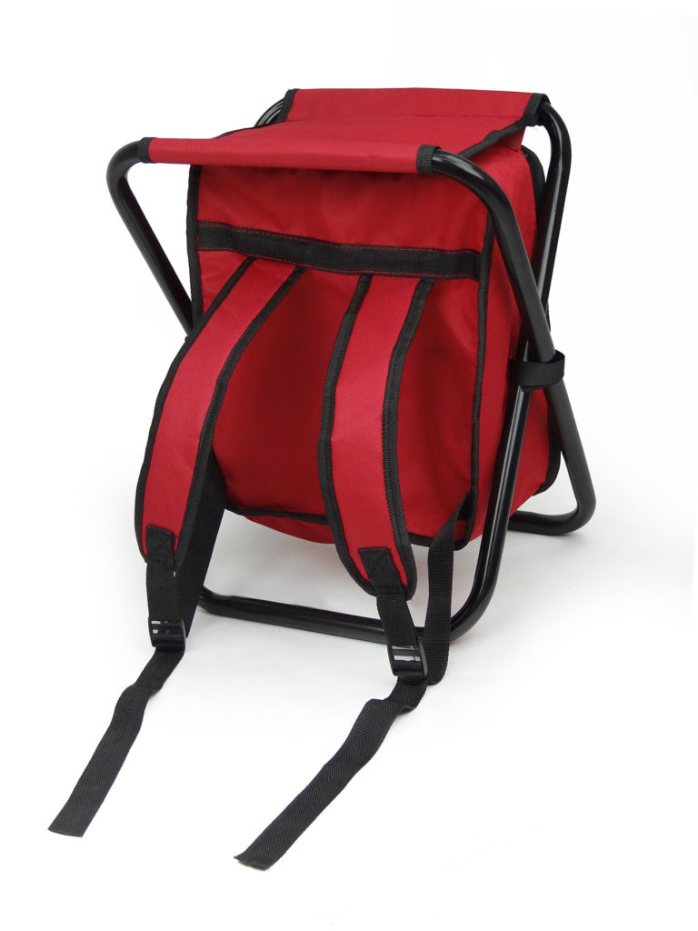Gigatent Backpack Cooler Stool Collapsible Folding